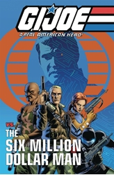 Picture of GI Joe vs the Six Million Dollar Man TP