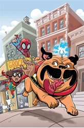 Picture of Adventures Of Ms Marvel & The Teleporting Dog #1