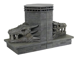 Picture of Game of Throne Dragonstone Gate Bookends