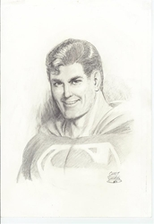 Picture of Action Comics #1000 DF Swan Cover Jurgens Signed