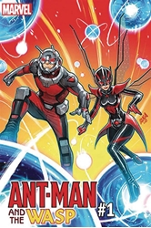 Picture of Ant-Man & Wasp #1 Haeser Remarked