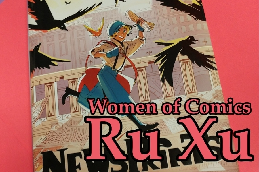 Women in Comics: Ru Xu