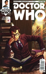 Picture of Doctor Who 10th Doctor Year Three #2