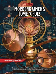 Picture of Dungeons and Dragons Mordenkainen's Tome of Foes HC