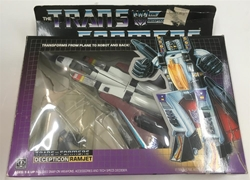 Picture of Transformers Decepticon Ramjet with Box