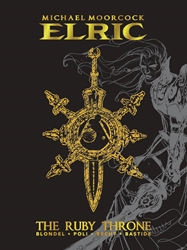 Picture of Elric Ruby Throne HC