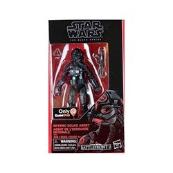 """Picture of Star Wars Inferno Squad Agent Black Series 6"""" Action Figure"""