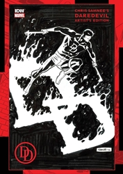Picture of Chris Samnee's Daredevil Artist Edition HC