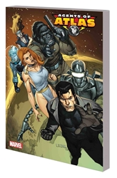 Picture of Agents of Atlas TP Complete Collection VOL 01