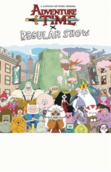 Picture of Adventure Time Regular Show TP