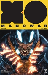 Picture of X-O Manowar (2017) Vol 04 SC Visigoth