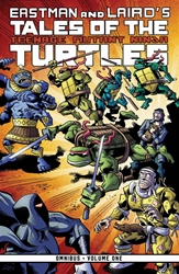Picture of Tales of the Ninja Turtles Omnibus Vol 01 SC