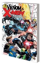 Picture of Venom and X-Men Poison-X SC