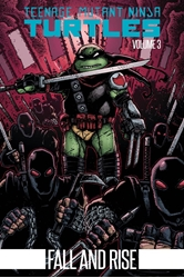 Picture of Ninja Turtles (2011) Deluxe Edition Vol 03 SC