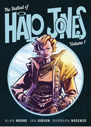 Picture of Ballad of Halo Jones Vol 01 SC Color Edition