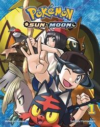 Picture of Pokemon Sun and Moon Vol 01 SC