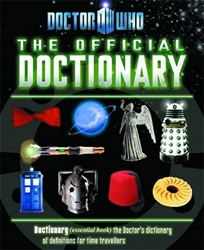 Picture of Doctor Who Doctionary HC