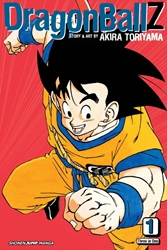 Picture of Dragon Ball Z VizBig Vol 01 SC