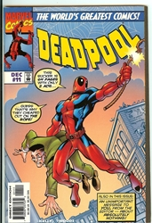 Picture of Deadpool #11