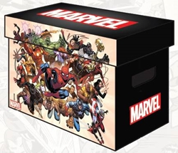 Picture of Avengers Fresh Start Marvel Graphic Comic Box