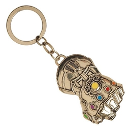 Picture of Avengers Infinity War Thanos Gauntlet Keychain
