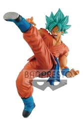 Picture of Dragonball Super Goku SSGSS Fes! Collection Figure