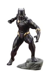 Picture of Black Panther Marvel Universe ArtFX+ Statue