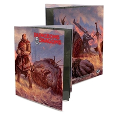 Picture of Dungeons and Dragons Giant Killer Character Folio