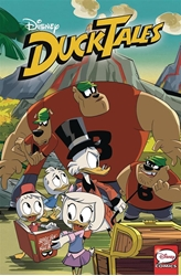 Picture of Ducktales (2017) TP VOL 03 Quests & Quacks TP