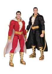 Picture of Shazam and Black Adam DC Essentials Action Figure 2-Pack