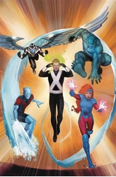 Picture of Astonishing X-Men (2017) Annual #1