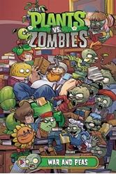 Picture of Plants vs Zombies War & Peas HC
