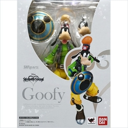 Picture of Goofy Kingdom Hearts II s.h.Figuarts Figure