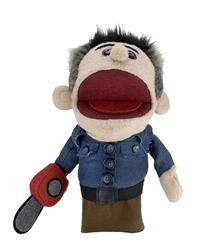 Picture of Ash vs the Evil Dead Ashy Slashy Puppet Prop Roplica