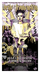 Picture of Flynn Prejean Bride of Frankenstein Print