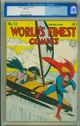 Picture of World's Finest Comics #12