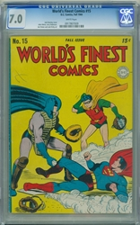 Picture of World's Finest Comics #15