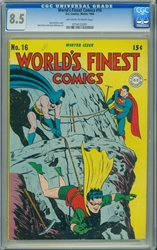 Picture of World's Finest Comics #16