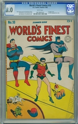 Picture of World's Finest Comics #18