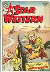 Picture of All Star Western #80
