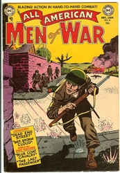 Picture of All American Men of War #8