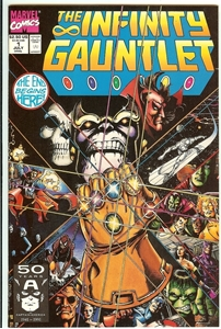 Picture of Infinity Gauntlet #1