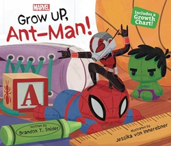 Picture of Grow Up Ant-Man HC