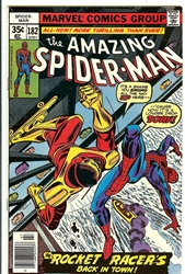 Picture of Amazing Spider-Man #182