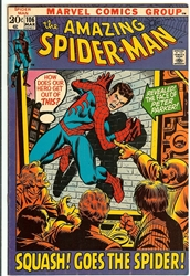 Picture of Amazing Spider-Man #106