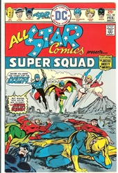 Picture of All Star Comics #58