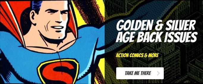 Silver Age Comics