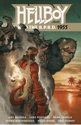 Picture of Hellboy and the BPRD 1955 SC