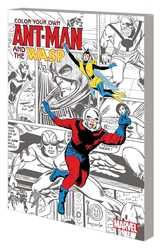Picture of Color Your Own Ant-Man & Wasp TP