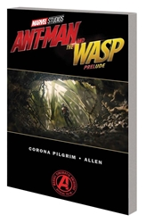 Picture of Ant-Man and Wasp Prelude SC